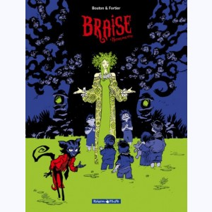 Braise : Tome 1, Maman vous aime