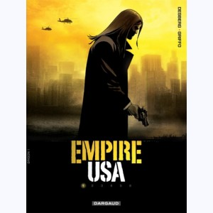 Empire USA : Tome 1 Saison 1