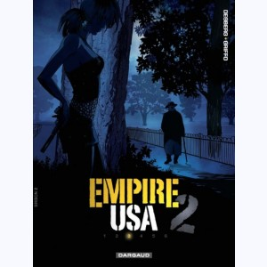 Empire USA : Tome 3 Saison 2