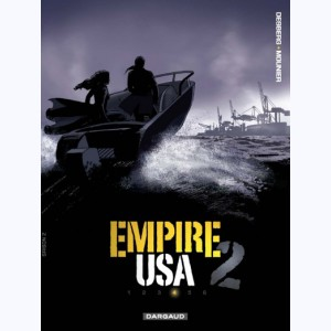 Empire USA : Tome 4 Saison 2
