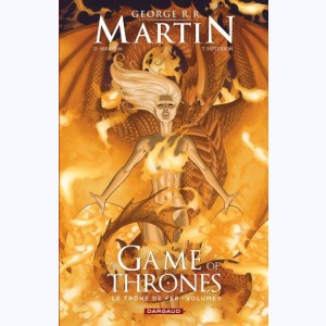A game of thrones - Le Trône de fer : Tome 2