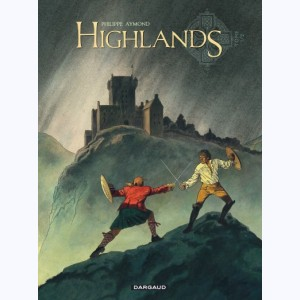 Highlands : Tome 1, Le Portrait d'Amelia