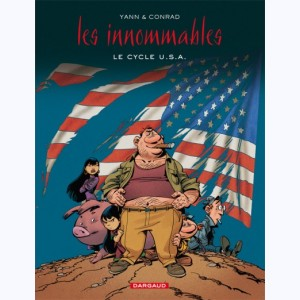 Les Innommables, Intégrale - Le cycle USA