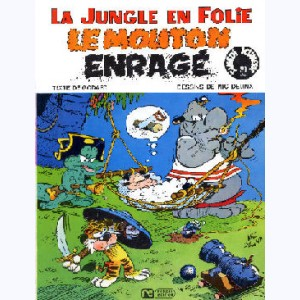 229 : La Jungle en folie : Tome 7, Le mouton enragé