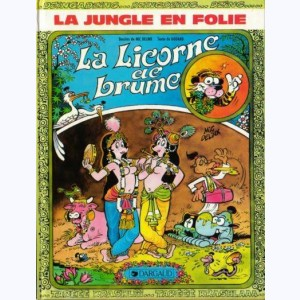La Jungle en folie : Tome 15, La licorne de brume