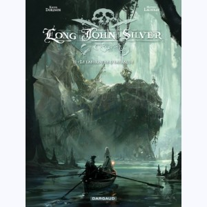 Long John Silver : Tome 3, Le Labyrinthe d'Emeraude