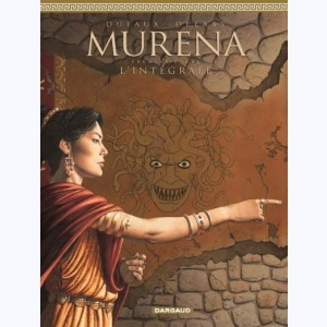 Murena : Tome (1 à 4), Intégrale cycle 1