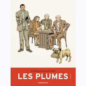Les Plumes : Tome 1