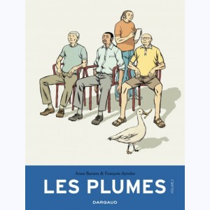 Les Plumes : Tome 2