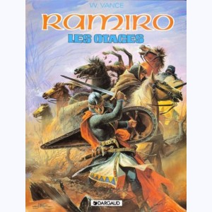 Ramiro : Tome 8, Les Otages