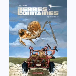 Terres Lointaines : Tome 4
