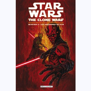 Star Wars - The Clone Wars : Tome 4, Mission 4 : Étranges alliances