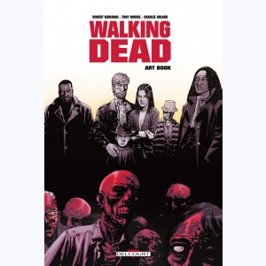 Walking Dead, Art Book