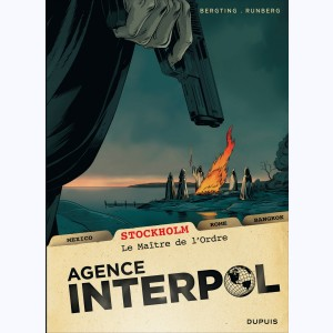Agence Interpol : Tome 2, Stockholm