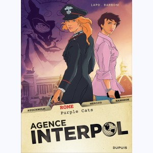 Agence Interpol : Tome 3, Rome