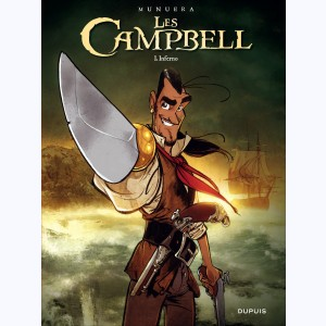 Les Campbell : Tome 1, Inferno