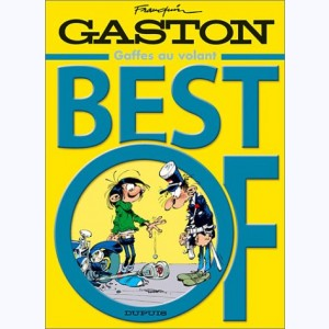 Gaston Lagaffe, Best Of - Gaffes au volant