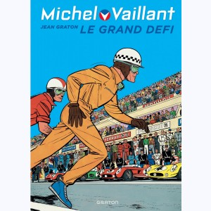 Michel Vaillant : Tome 1, Le grand défi