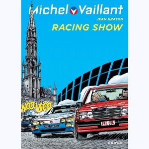 Michel Vaillant : Tome 46, Racing-show