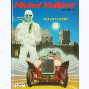 Michel Vaillant : Tome 48, Irish coffee :