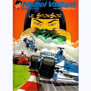 Michel Vaillant : Tome 62, Le $pon$or :