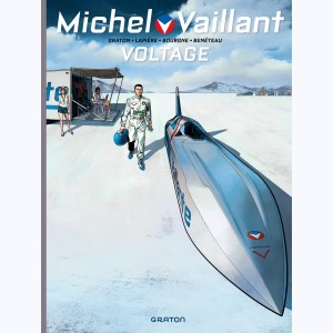 Michel Vaillant - Nouvelle saison : Tome 2, Voltage