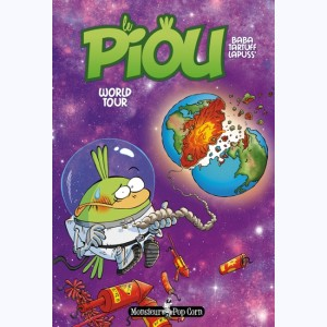 Le Piou : Tome 3, World Tour
