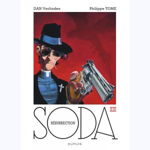 Soda : Tome 13, Résurrection