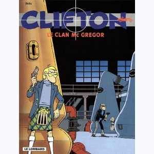 Clifton : Tome 14, Le clan Mc Gregor
