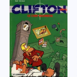 Clifton : Tome 1, Ce cher Wilkinson