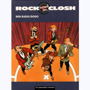 23 : Les Closh : Tome 4, Rock around the Closh