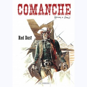 Comanche : Tome 1, Red Dust