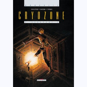 Cryozone : Tome 2, Syndrome Z