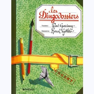 Dingodossiers : Tome 1