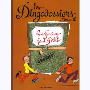 Dingodossiers : Tome 2
