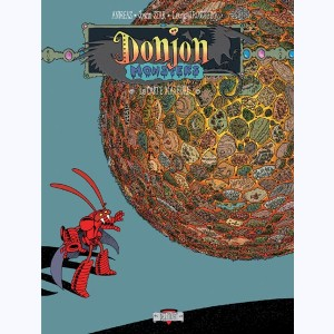 Donjon Monsters : Tome 3, La carte majeure