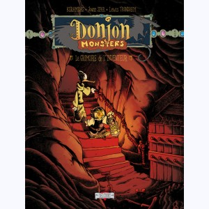 Donjon Monsters : Tome 12, Le grimoire de l'inventeur