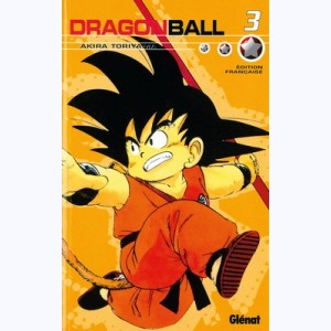 Dragon Ball (Album Double) : Tome 3