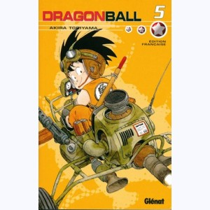 Dragon Ball (Album Double) : Tome 5