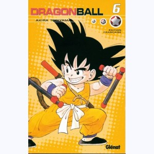 Dragon Ball (Album Double) : Tome 6