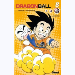 Dragon Ball (Album Double) : Tome 8