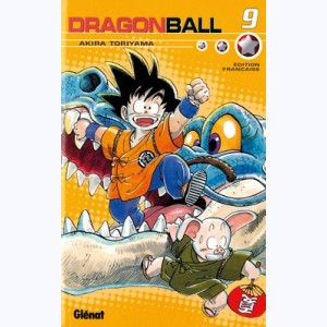 Dragon Ball (Album Double) : Tome 9