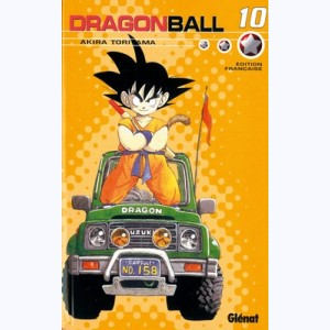 Dragon Ball (Album Double) : Tome 10