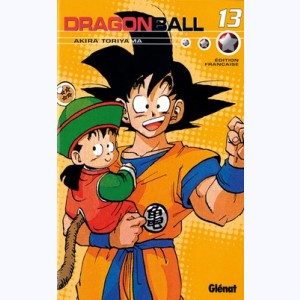 Dragon Ball (Album Double) : Tome 13