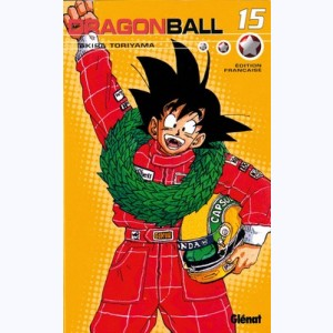 Dragon Ball (Album Double) : Tome 15