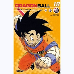 Dragon Ball (Album Double) : Tome 18