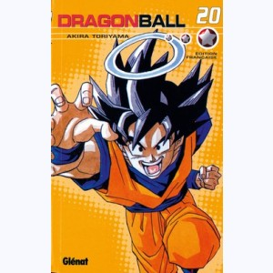 Dragon Ball (Album Double) : Tome 20