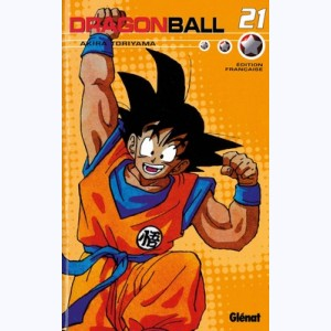 Dragon Ball (Album Double) : Tome 21