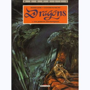 Dragons : Tome 1, Les jouets olympiques
