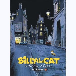 Billy the cat : Tome 1, Intégrale 1981-1994